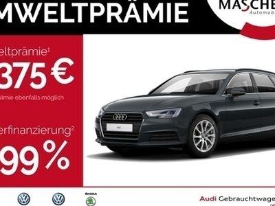 gebraucht Audi A4 Avant 2.0 TDI Stronic AHK LED Navi GRA Sitzh. L