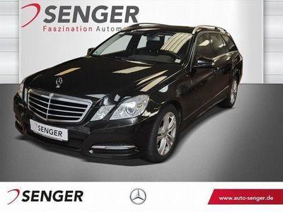 gebraucht Mercedes E250 CDI 4MATIC Standheizg el. GSD Avantgarde ILS