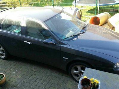 gebraucht Alfa Romeo 156 1,9 JTD Sportwagon / Kombi,...
