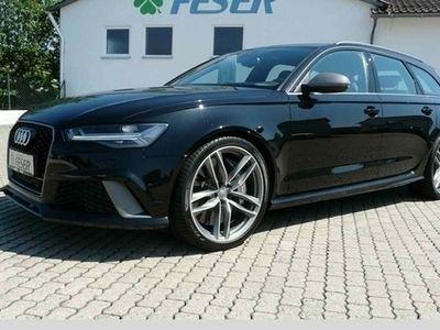 gebraucht Audi RS6 Av. 4.0 TFSI qu. PERFORMANCE DYNAMIC+/ABGAS