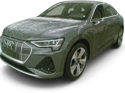 gebraucht Audi E-Tron eTron - Sportback 50 S LINE B&O LM21 UMWELTBONUS