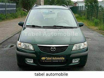 gebraucht Mazda Premacy 1.9 Comfort TÜV Neu (Garantie)