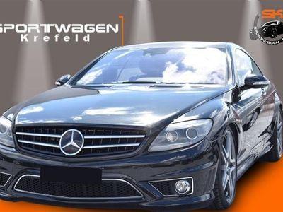 używany Mercedes CL63 AMG AMG 7G-TRONIC *LEDER*NAVI*GSD*XENON*CAM*