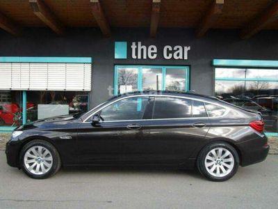 gebraucht BMW 520 Gran Turismo D Luxury, Navi, LED, 1. Hand!