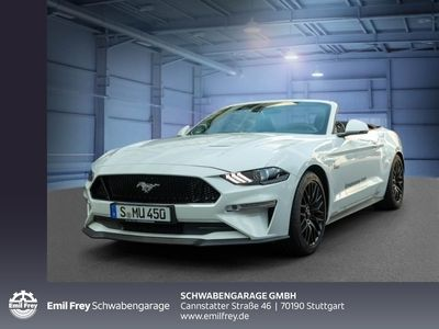 gebraucht Ford Mustang GT Convertible 5.0L 450PS Automatik