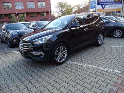 gebraucht Hyundai Santa Fe 2.2 Premium blue 4WD Automatik Pano