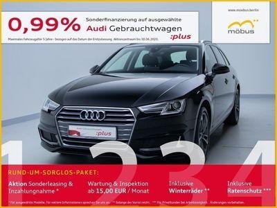 gebraucht Audi A4 Limousine sport 35 TDI 110 kW (150 PS) S tronic