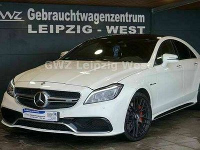 gebraucht Mercedes CLS63 AMG AMG S 4-Matic // LED / 19'' / Facelift
