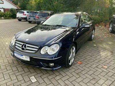 gebraucht Mercedes CLK320 CLK CoupeCDI AMG PAKET