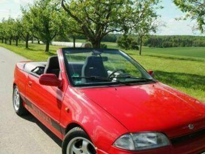 gebraucht Suzuki Swift Cabrio