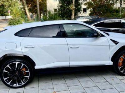 gebraucht Lamborghini Urus B&O ADAS Q-CITURA 23ZOLL PANO MASSAGE FULL!