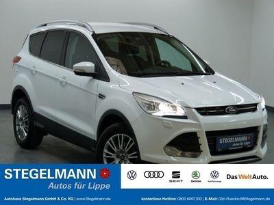 gebraucht Ford Kuga 1.6 EcoBoost Titanium 4x2 Xenon PDC AHK (Klima Ein