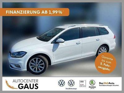 gebraucht VW Golf VII 1.5 TSI VII Var Highline