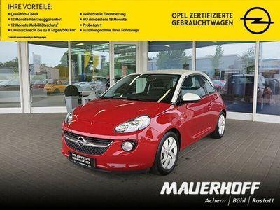 gebraucht Opel Adam Jam | Lenkrad-/Sitzh. | LM-Räder | CD-Radio