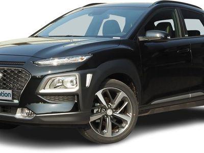gebraucht Hyundai Kona Kona1.0 Turbo Style Navigations-P KAMERA KRELL