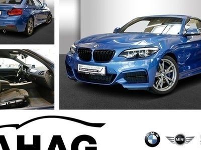 gebraucht BMW M240 xDrive Steptronic Coupe Navi Prof. PDC RFT