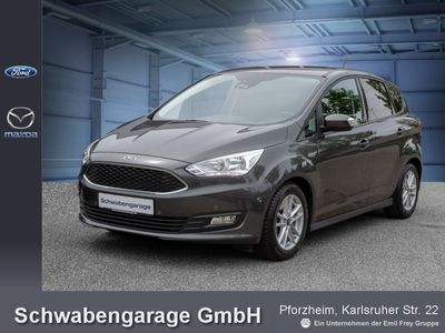 gebraucht Ford C-MAX 1.5 EcoBoost COOL&CONNECT