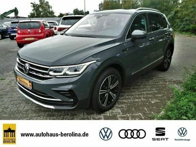 gebraucht VW Tiguan 1.5 TSI Elegance DSG *NAV*ASSIST+*R-CAM*