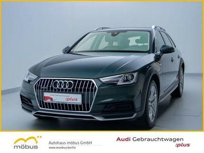 gebraucht Audi A4 Allroad 2.0 TDI S-TRO*LEDER*GRA*PDC*XENON*SHZ