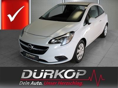 gebraucht Opel Corsa E Edition 1.2 PDC*Tempom.*SHZ*Klima*Elk.Aussensp.*