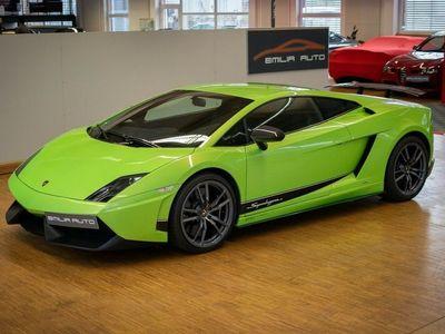 gebraucht Lamborghini Gallardo LP570-4 Superleggera Edizione Tecnica