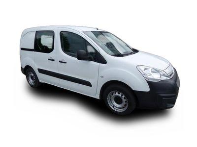 gebraucht Citroën Berlingo 1.6 HDi 75 FAP Business L1,Klima,Tempomat,USB