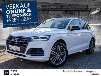 gebraucht Audi Q5 40TDI qu. S-Trc S-line LED Navi StandH Pano