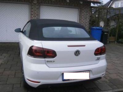 gebraucht VW Golf Cabriolet 1.6 TDI Exclusive