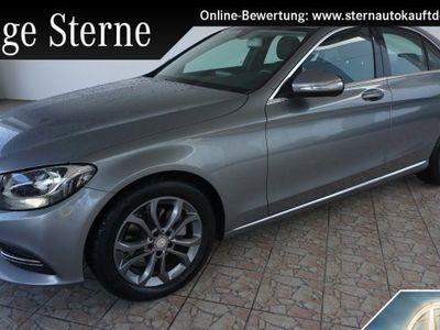 gebraucht Mercedes C180 AVANTGARDE Exterieur/AVANTGARDE Interieur/Autom.