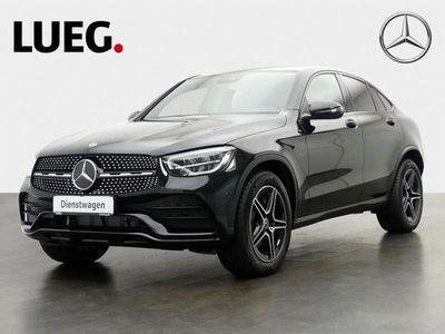 gebraucht Mercedes 200 GLC4M Coupé AMG+Night+LED+Kamera+PDC