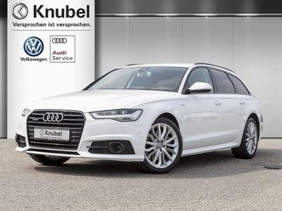 gebraucht Audi A6 Avant 3.0 TDI qu. S line S tronic LED Navi+ ACC