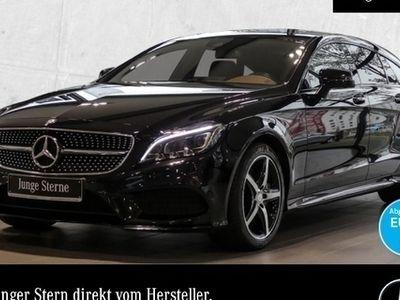 gebraucht Mercedes CLS350 d SB AMG 360° Airmat Stdhzg Multibeam SHD