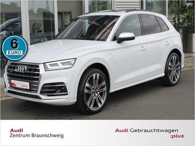 "gebraucht Audi SQ5 3.0 TFSI quattro tiptronic Luft, 21"", eSD"