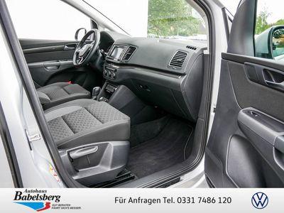 gebraucht VW Sharan 2.0 TDI Join DSG XENON NAVI AHK GSHD