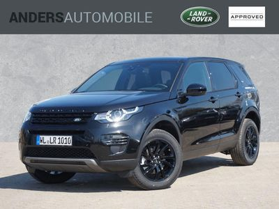 gebraucht Land Rover Discovery Sport Range Rover2.0 TD4 SE BlackPack,