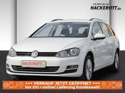 gebraucht VW Golf Variant VII Cup BMT 1.4 TSI Start-Stopp Navi Parklenkass. PDCv+h Tel.-Vorb.