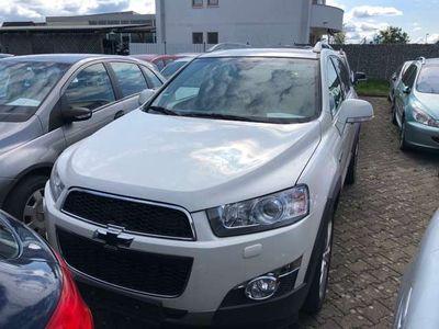 gebraucht Chevrolet Captiva 2.2 Diesel 4WD LT 7 Sitze