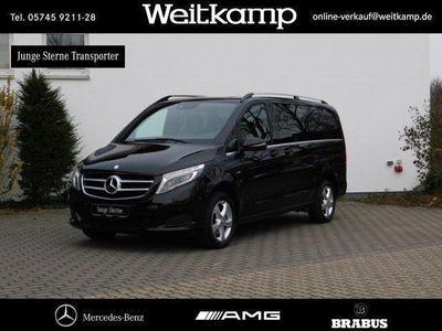 käytetty Mercedes V250 d AVANTGARDE+LANG+KAMERA+LEDER+ILS+NAV+AHK