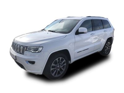 gebraucht Jeep Grand Cherokee 3.0 CRD Overland