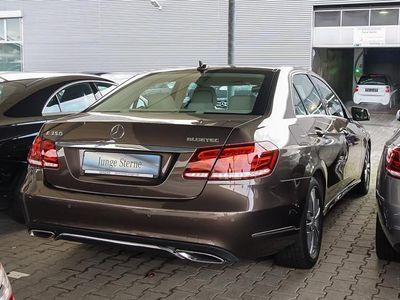gebraucht Mercedes E350 BlueTEC 4MATIC Limousine Avantgarde Park-Assist CO