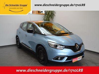 gebraucht Renault Scénic ENERGY TCe 140 Limited SHZ NAVI KLIMA