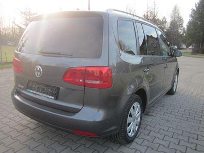 gebraucht VW Touran 1.6 TDI Cup NAVI, PDC