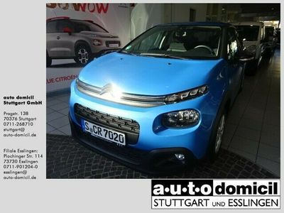 gebraucht Citroën C3 Feel 1.2 PureTech 82 S&S (EURO 6d-TEMP)