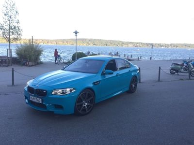 gebraucht BMW M5 FACELIFT/LED/M Driver´s Package/Competition