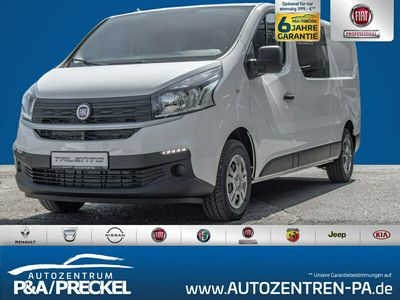 gebraucht Fiat Talento Multicab SX L1 Allwetter