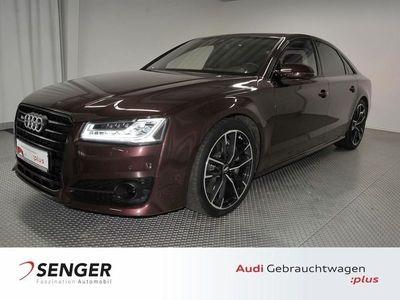 gebraucht Audi S8 plus 4,0TFSI AHK-Schwenkbar Standheizung Fahrzeuge kaufen und verkaufen