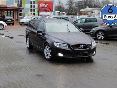 gebraucht Volvo V70 D4 DPF Black Edition Navi Xenon PDC