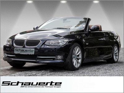 gebraucht BMW 330 Cabriolet i Leder Xenon Navi PDC