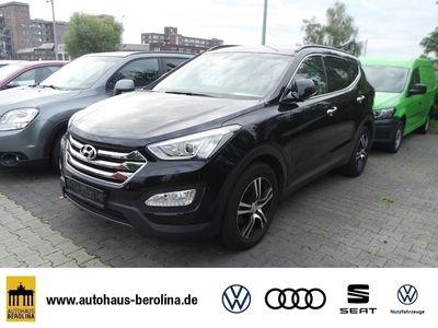 gebraucht Hyundai Santa Fe 2.2 CRDi Style Aut. *NAVI*PDC*SHZ*
