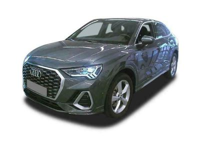 gebraucht Audi Q3 Q3Sportback 40 TDI qu. S tronic LED/AHK/Standhz